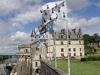 Chateau at Amboise