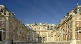 chateau at versailles